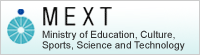 MEXT: Ministry of Education, Culture, Sports, Science and Technology