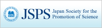 JSPS: Japan Society for the Promotion of Science